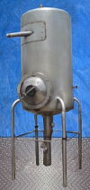 Crepaco Stainless Steel Deaerator- 250 Gallon