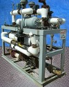 California Hydronics Skid Mounted Hot Water Set
