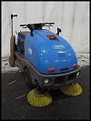 Tennant Diesel Floor Sweeper