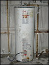 1992 Rheem Manufacturing Co. Rheemglas� Fury Hot Water Heater - 36,000 BTUH