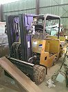 1991 Yale Solid Tire Electric Forklift - 9600 lbs