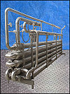 Tetra Pak Spiraflo 9 Pass HTST Multi-Tube Heat Exchanger
