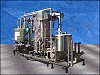 WHE Stainless Steel HTST Pasteurizer � 1000 GPH