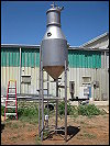 Alfa Laval Stainless Steel Separator – 80 Gallons