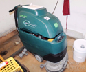 Nobles Floor Washer / Scrubber