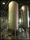 Stainless Steel Vertical Tank - 500 gallons